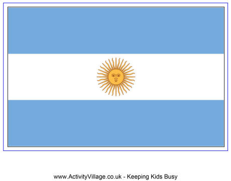 HQ Flag Of Argentina Wallpapers | File 19.36Kb