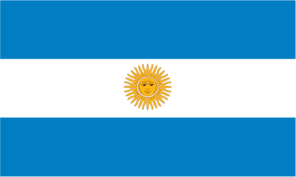 1024x614 > Flag Of Argentina Wallpapers