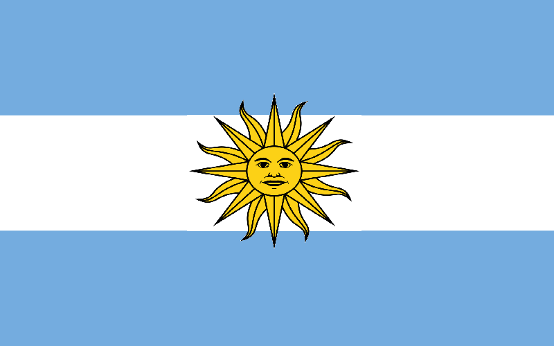 800x500 > Flag Of Argentina Wallpapers