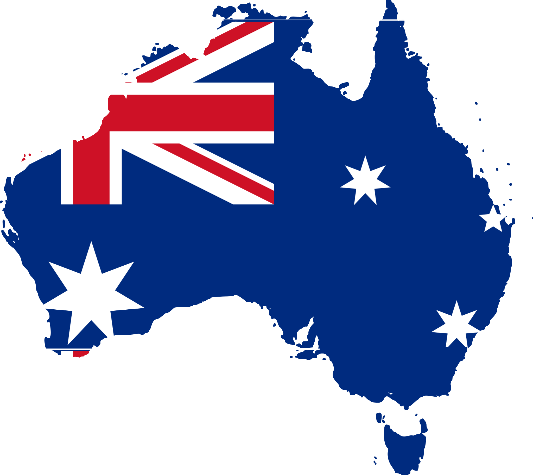 Flag Of Australia High Quality Background on Wallpapers Vista