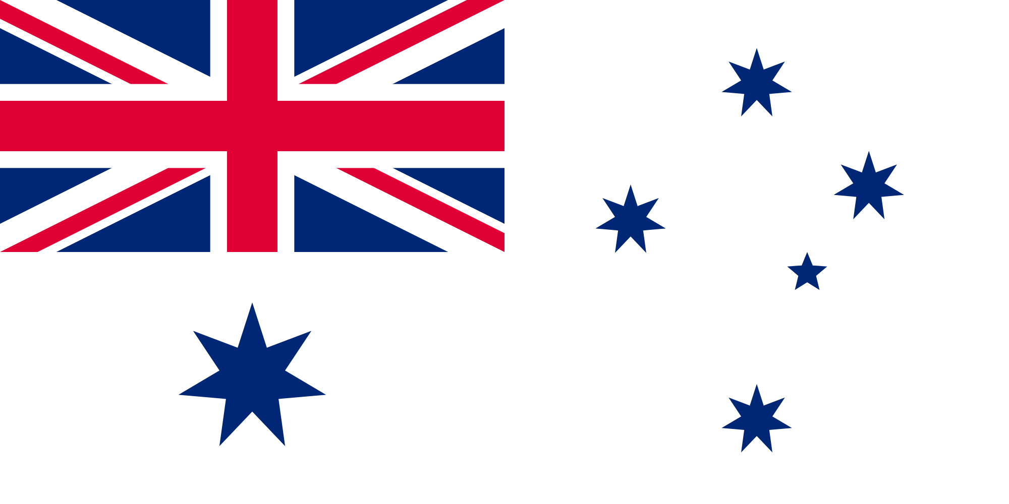 Flag Of Australia Backgrounds, Compatible - PC, Mobile, Gadgets| 2000x1000 px