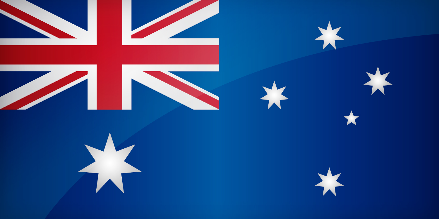 Nice wallpapers Flag Of Australia 1500x750px