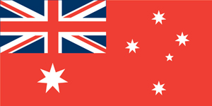 Nice Images Collection: Flag Of Australia Desktop Wallpapers