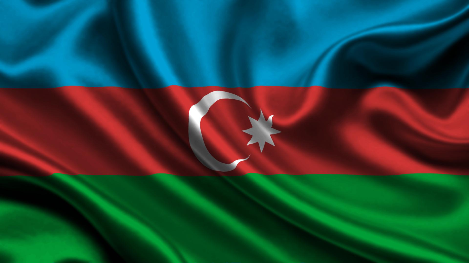 Nice wallpapers Flag Of Azerbaijan 1920x1080px