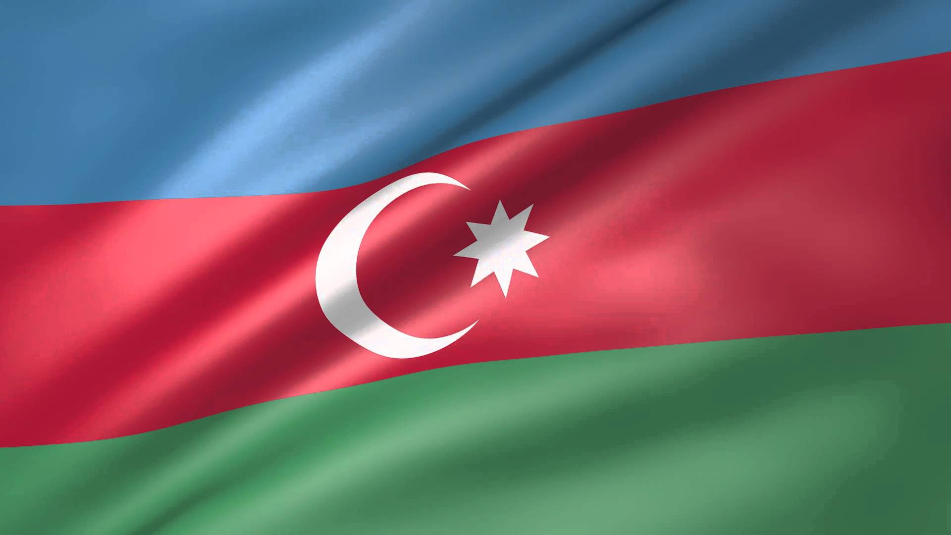 Images of Flag Of Azerbaijan | 1920x1080