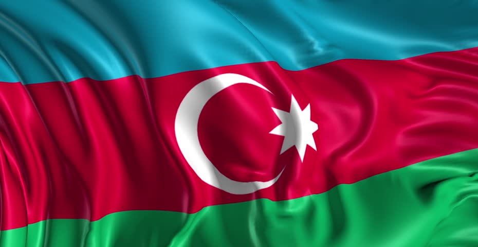 HQ Flag Of Azerbaijan Wallpapers | File 30.91Kb