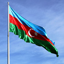 Nice wallpapers Flag Of Azerbaijan 220x220px