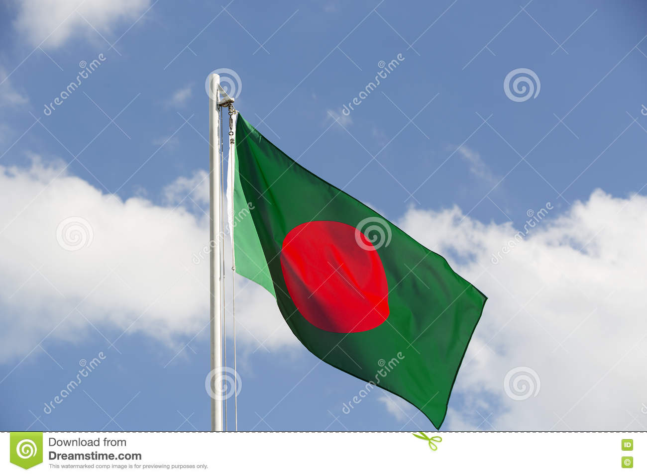 Flag Of Bangladesh Backgrounds, Compatible - PC, Mobile, Gadgets| 1300x957 px