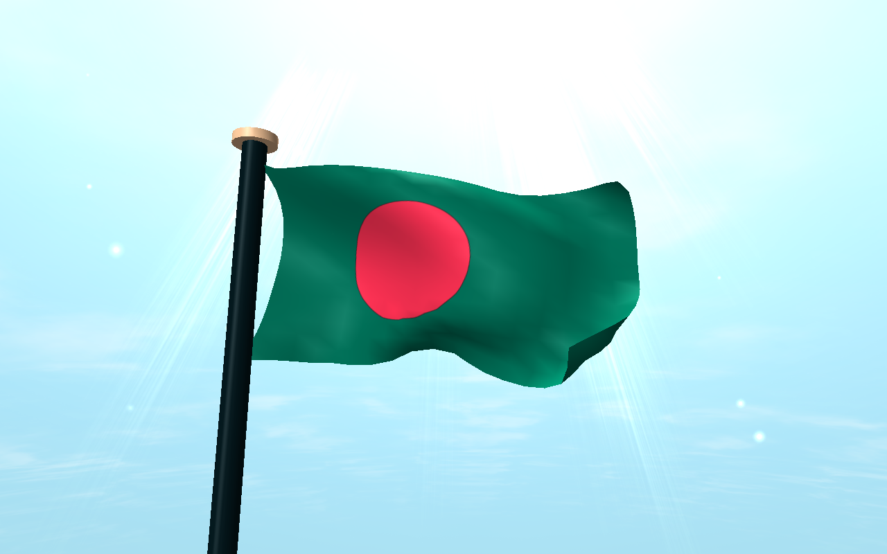 Flag Of Bangladesh High Quality Background on Wallpapers Vista