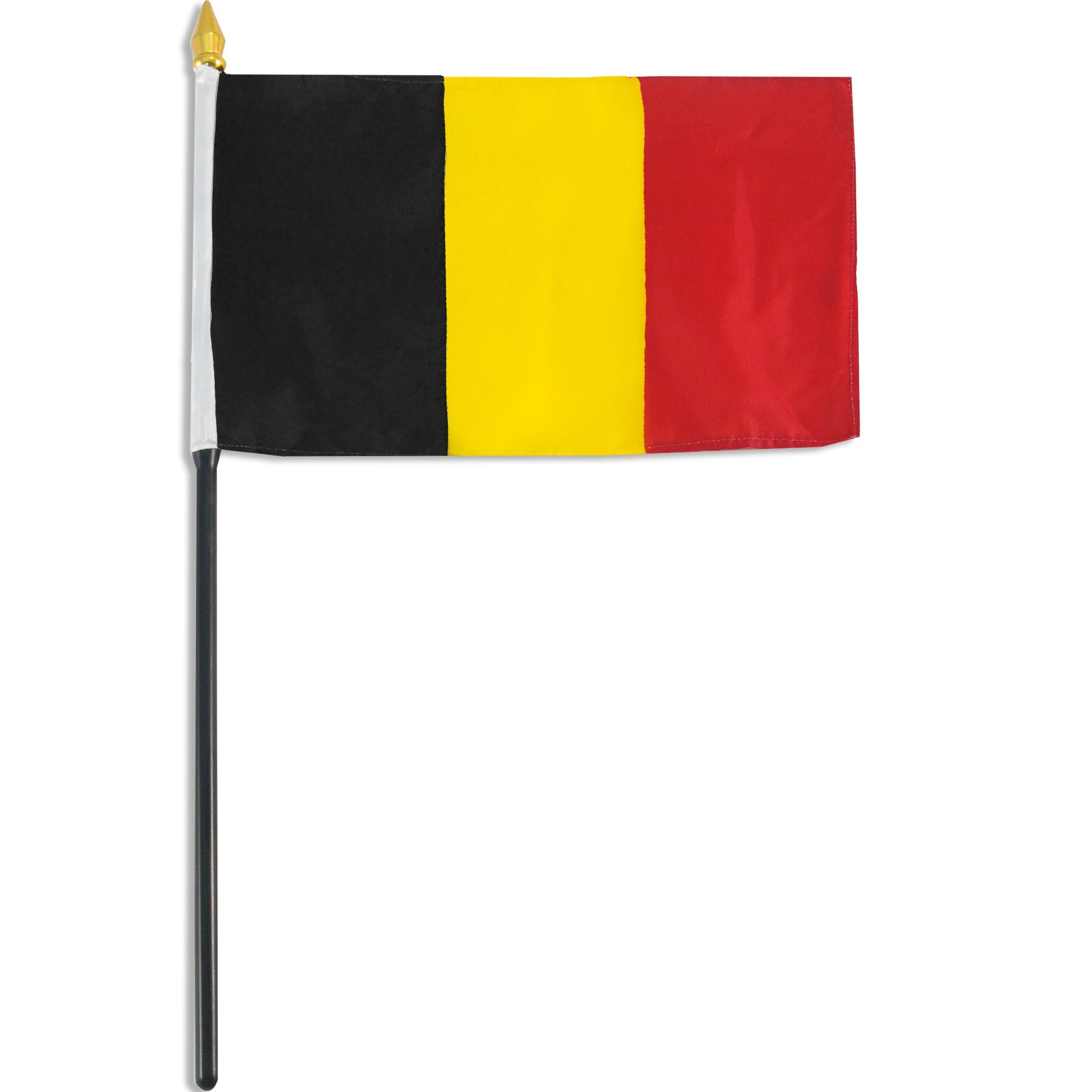 Flag Of Belgium #3