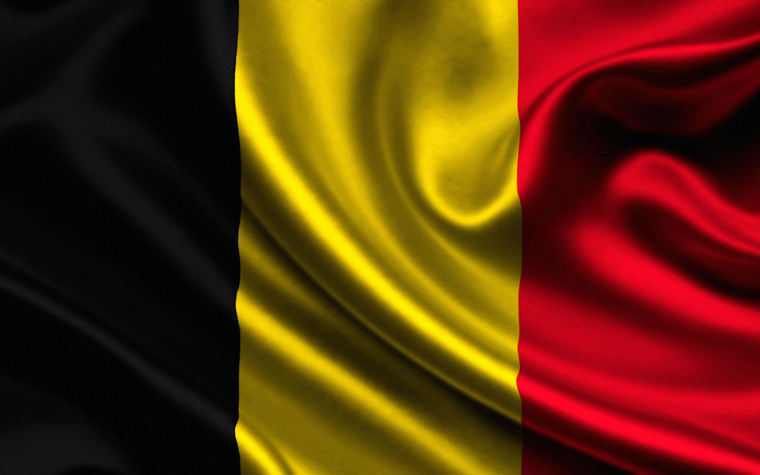 Flag Of Belgium Backgrounds, Compatible - PC, Mobile, Gadgets| 2560x1600 px