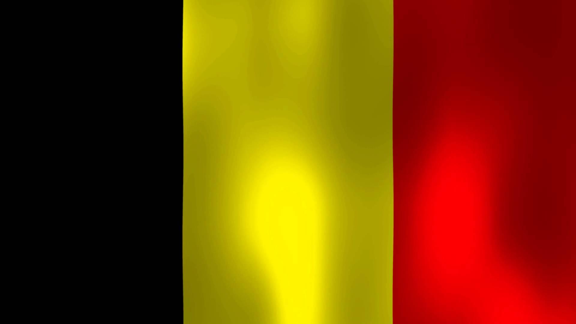 Nice Images Collection: Flag Of Belgium Desktop Wallpapers