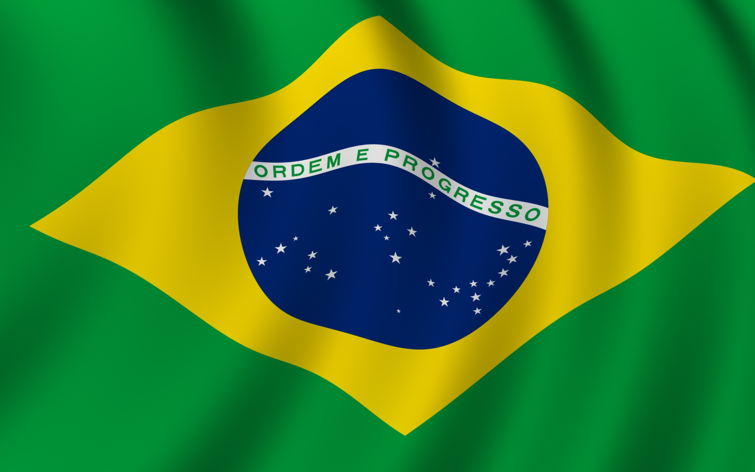 Flag Of Brazil Backgrounds on Wallpapers Vista