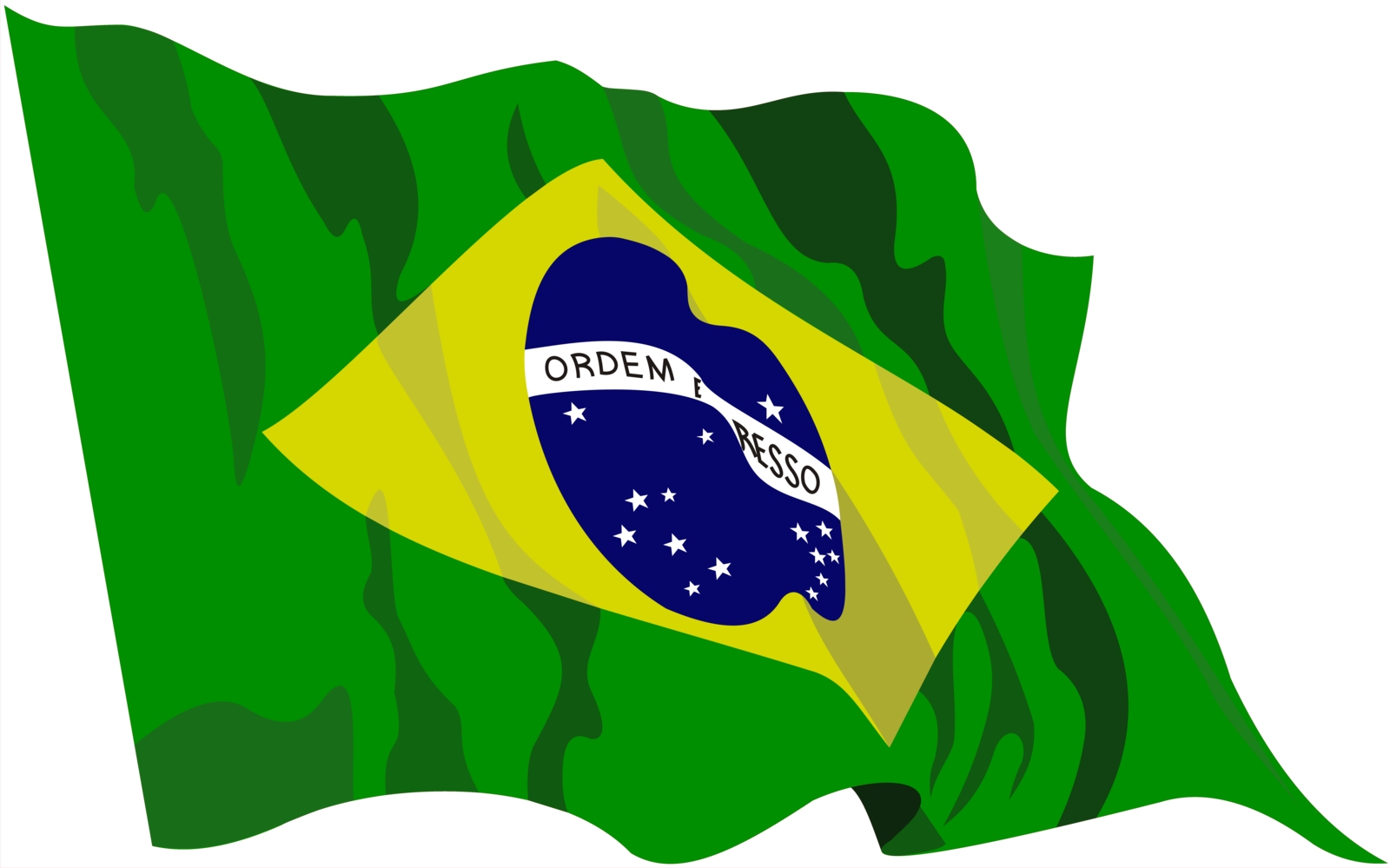 Images of Flag Of Brazil   1600x999