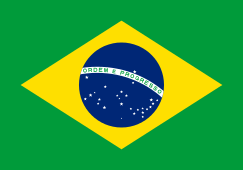 Flag Of Brazil Backgrounds, Compatible - PC, Mobile, Gadgets  243x170 px