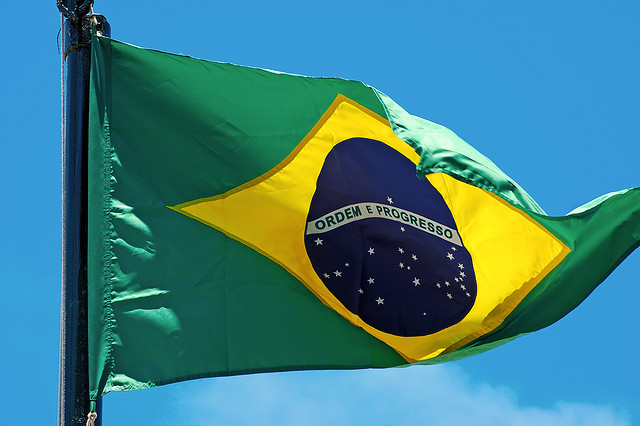 HD Quality Wallpaper   Collection: Misc, 640x426 Flag Of Brazil