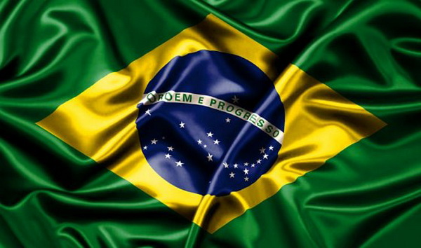 HD Quality Wallpaper   Collection: Misc, 600x354 Flag Of Brazil