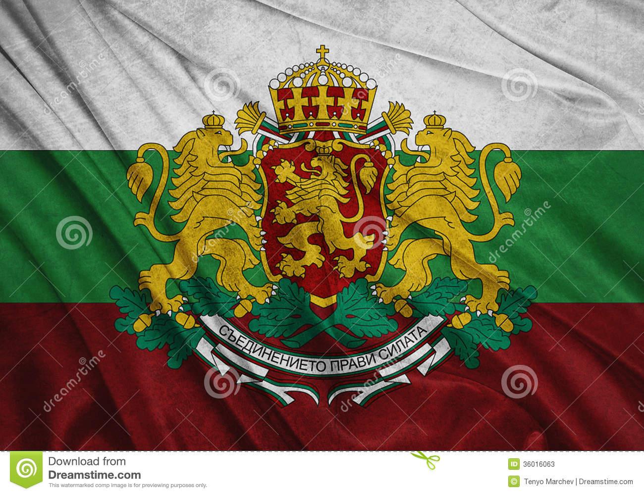 High Resolution Wallpaper | Flag Of Bulgaria 1300x1000 px