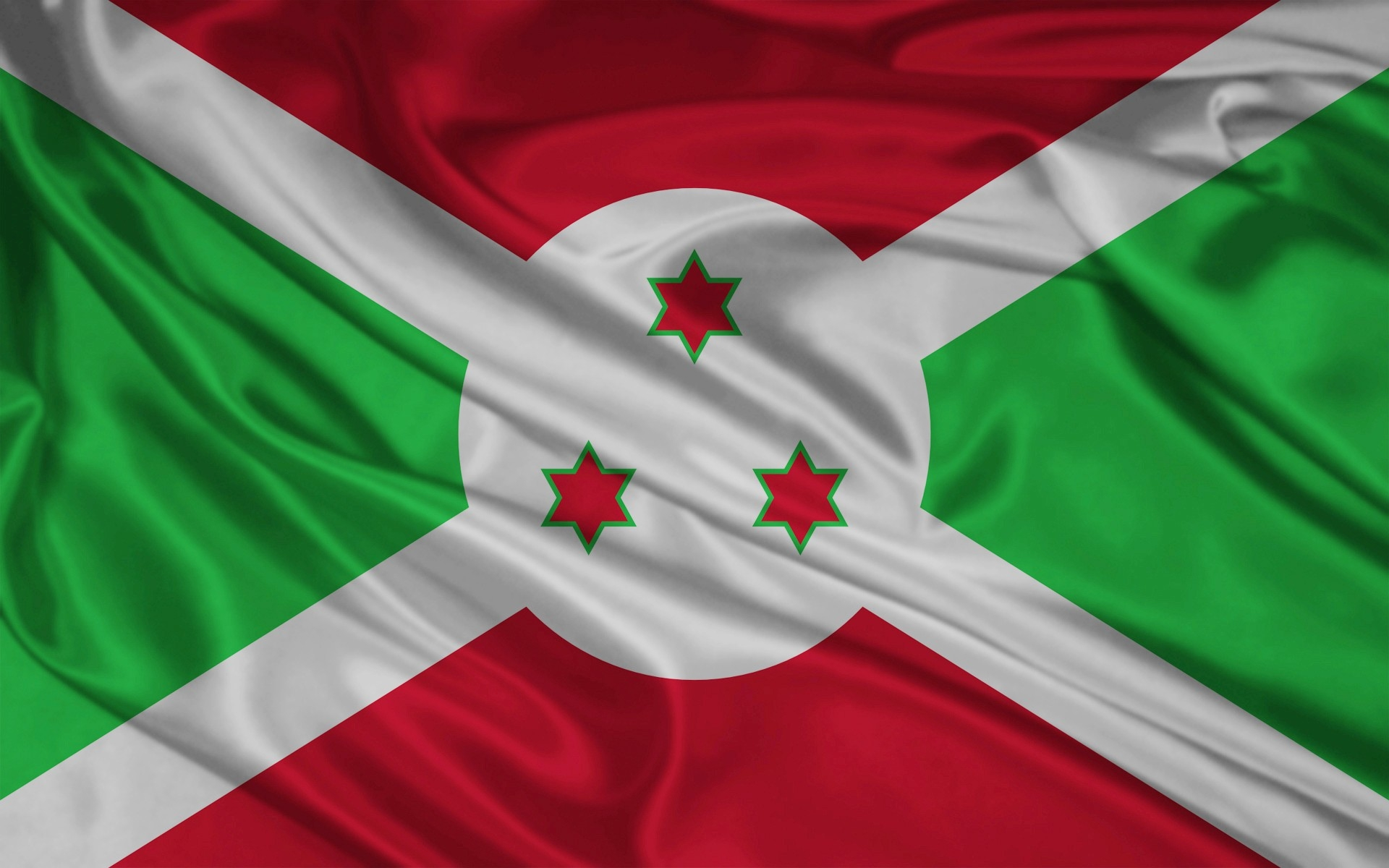 HD Quality Wallpaper   Collection: Misc, 1920x1200 Flag Of Burundi