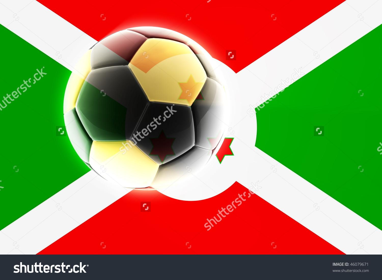 Nice wallpapers Flag Of Burundi 1500x1100px