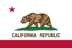 High Resolution Wallpaper | Flag Of California 255x170 px