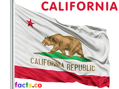 Nice Images Collection: Flag Of California Desktop Wallpapers
