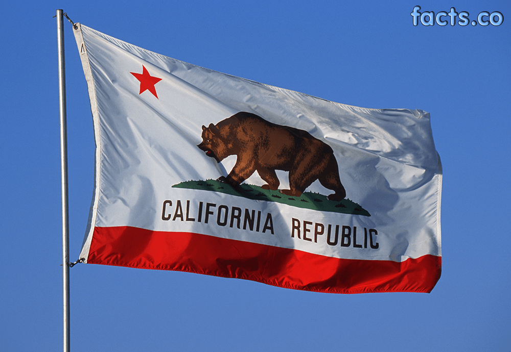 HQ Flag Of California Wallpapers | File 384.32Kb