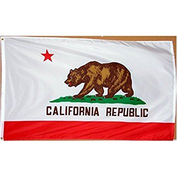 Images of Flag Of California | 355x355