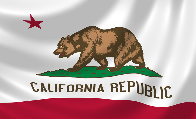HQ Flag Of California Wallpapers | File 69.05Kb