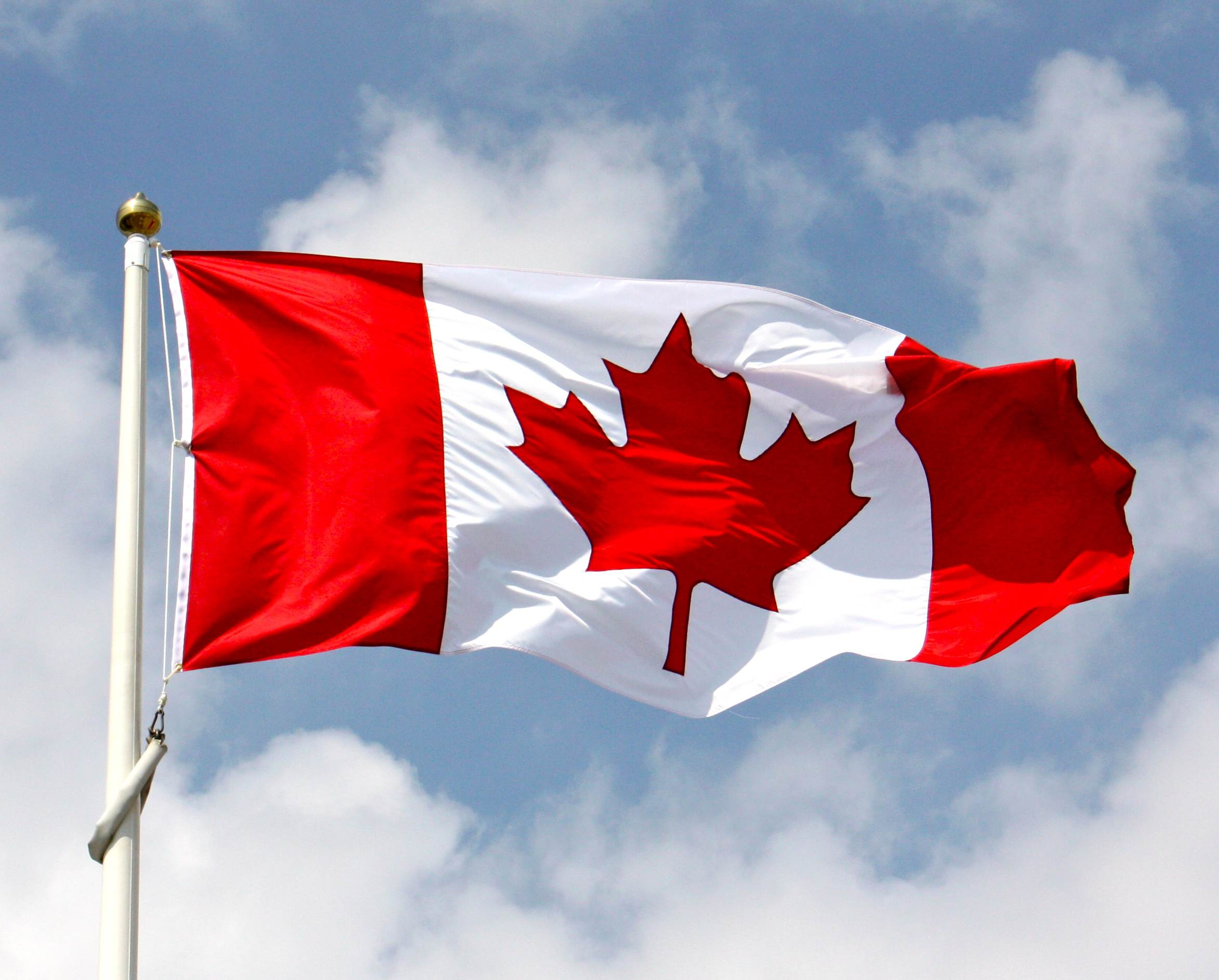 Flag Of Canada #2