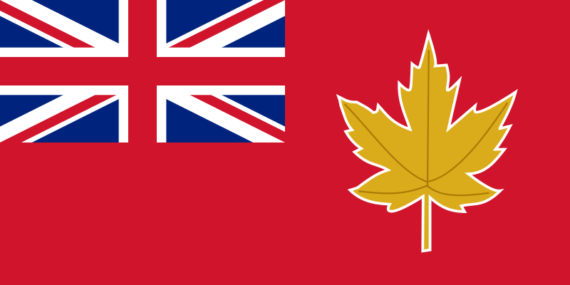 Nice Images Collection: Flag Of Canada Desktop Wallpapers
