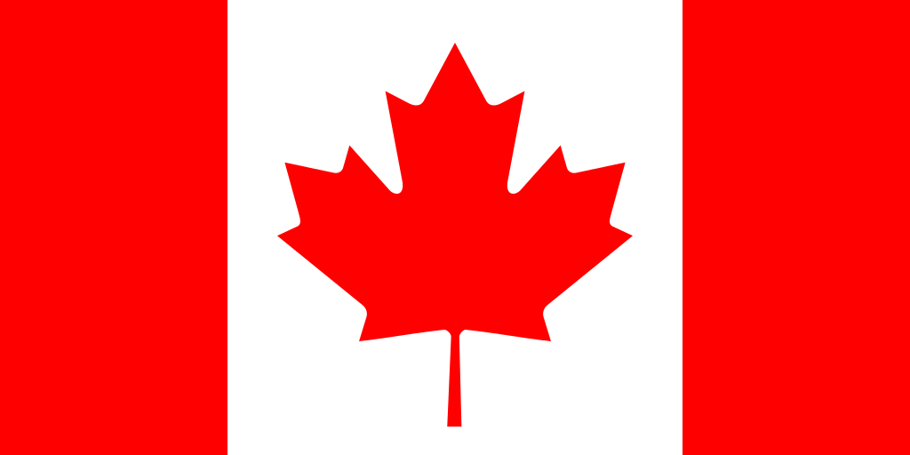 Flag Of Canada #14