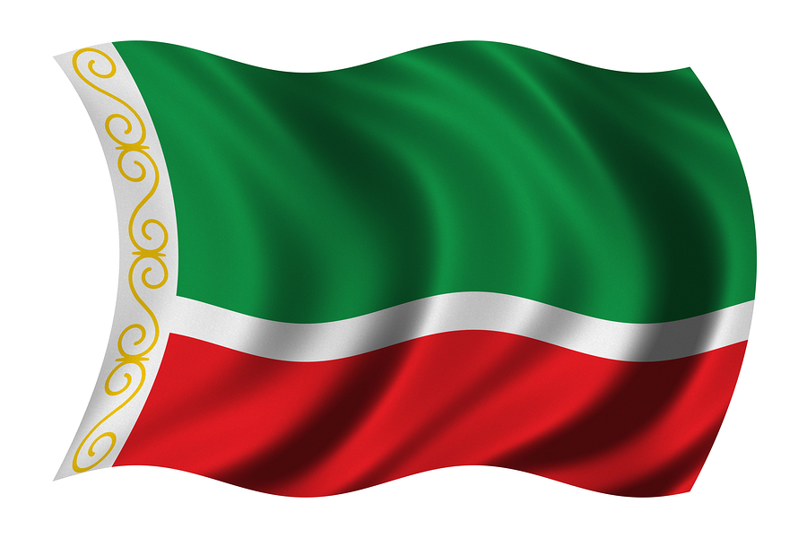 Flag Of Chechnya Backgrounds, Compatible - PC, Mobile, Gadgets  900x600 px