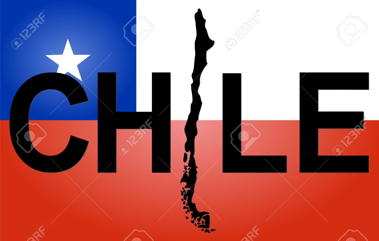 Flag Of Chile High Quality Background on Wallpapers Vista