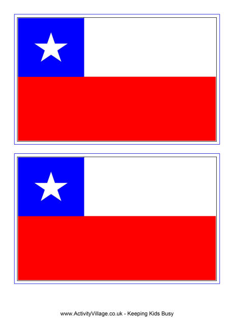 Flag Of Chile Backgrounds, Compatible - PC, Mobile, Gadgets  460x650 px