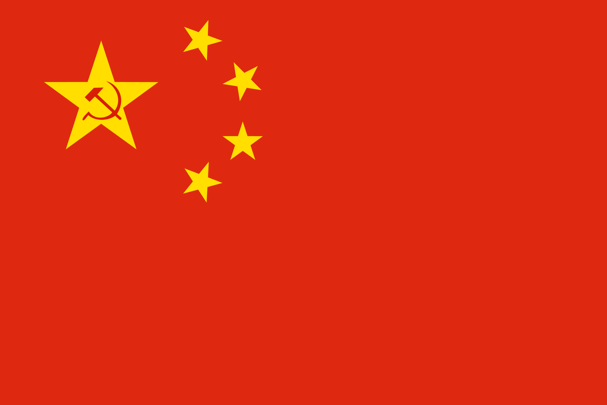 2000x1333 > Flag Of China Wallpapers