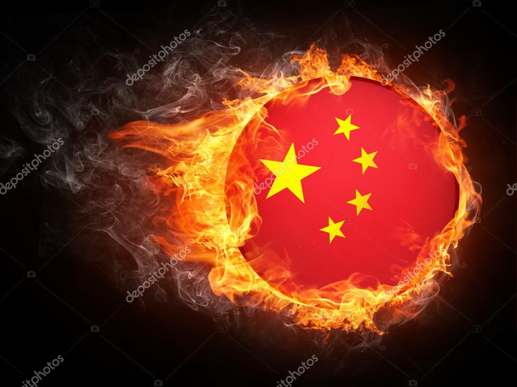 HD Quality Wallpaper | Collection: Misc, 1024x768 Flag Of China
