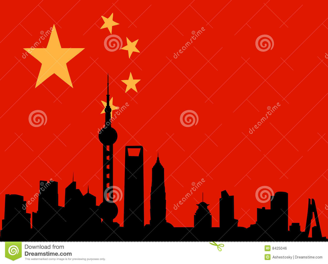 Images of Flag Of China | 1300x1047
