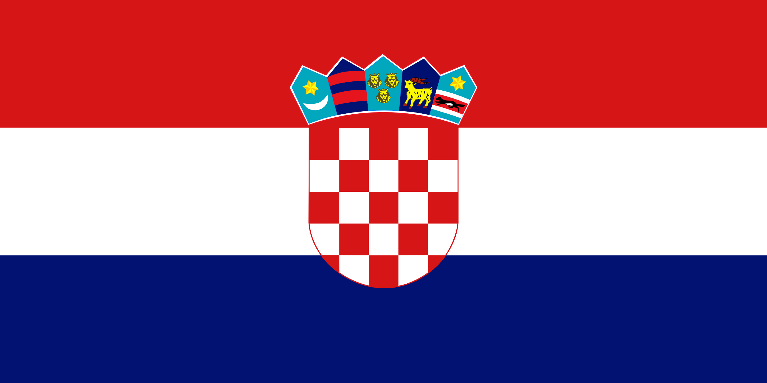 Flag Of Croatia High Quality Background on Wallpapers Vista