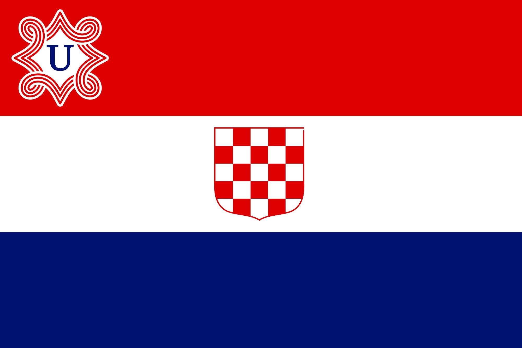 Nice wallpapers Flag Of Croatia 2000x1333px