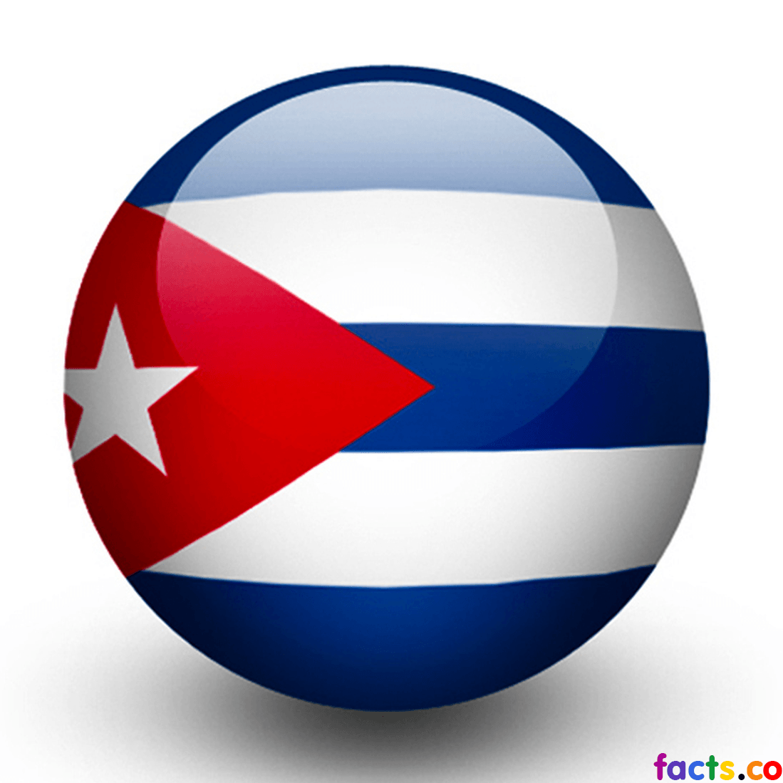 Nice wallpapers Flag Of Cuba 1099x1099px