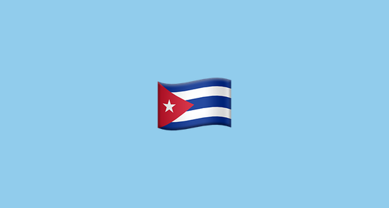 Nice wallpapers Flag Of Cuba 560x300px