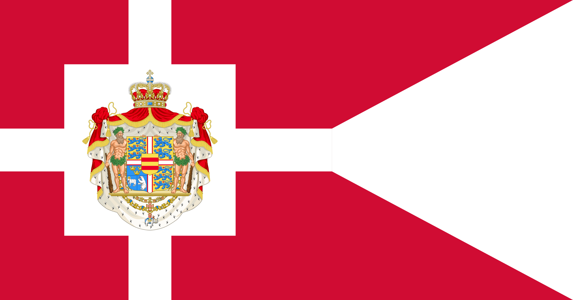 Flag Of Denmark High Quality Background on Wallpapers Vista