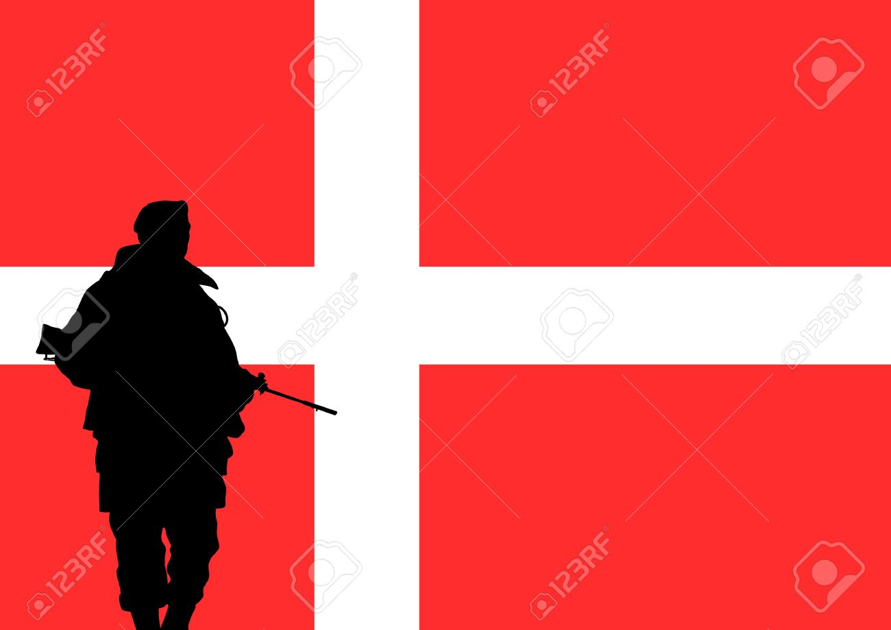 HD Quality Wallpaper | Collection: Misc, 1300x919 Flag Of Denmark