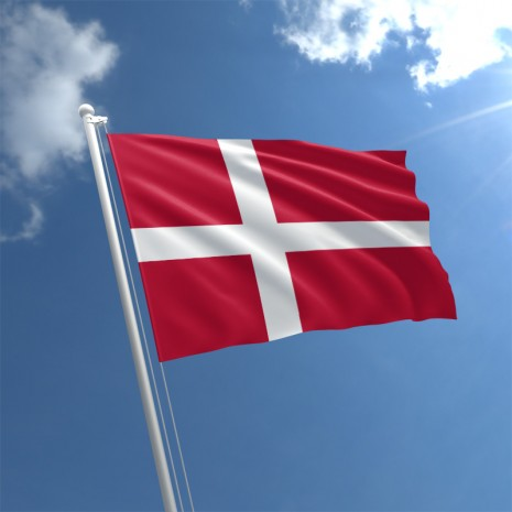 Flag Of Denmark Backgrounds, Compatible - PC, Mobile, Gadgets| 465x465 px