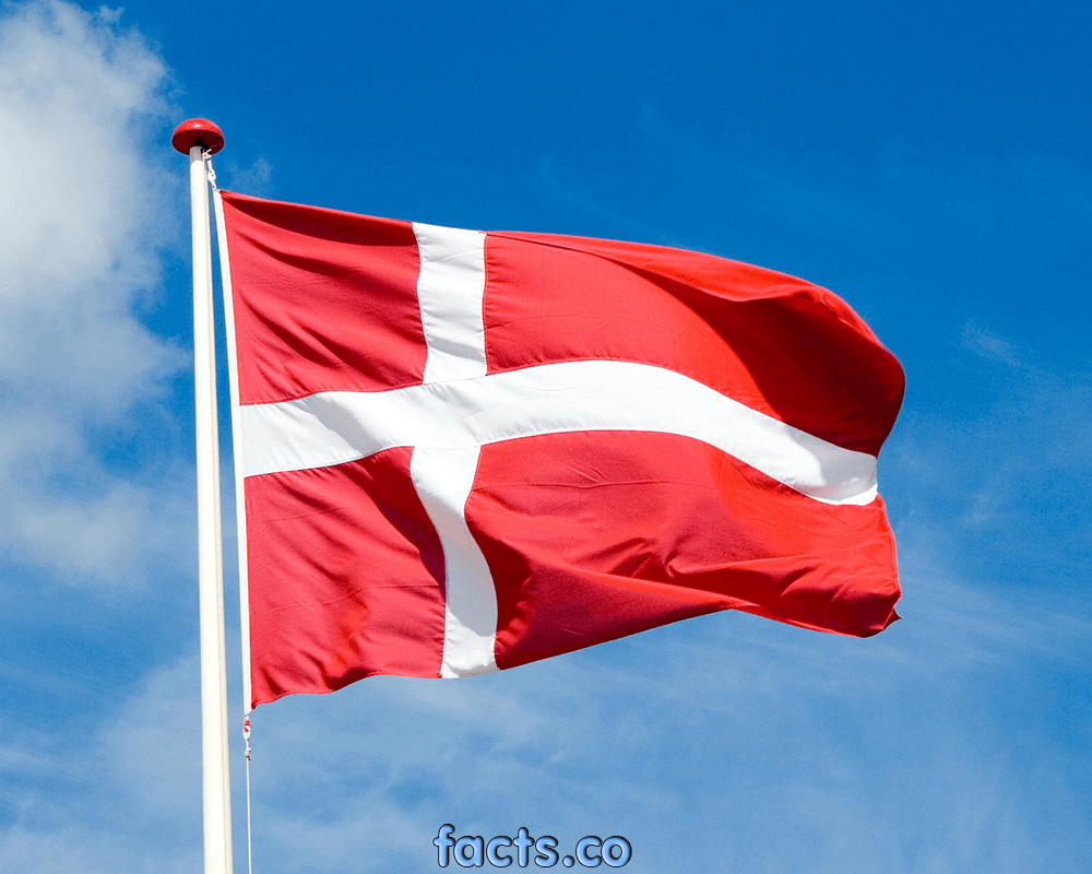 Nice Images Collection: Flag Of Denmark Desktop Wallpapers