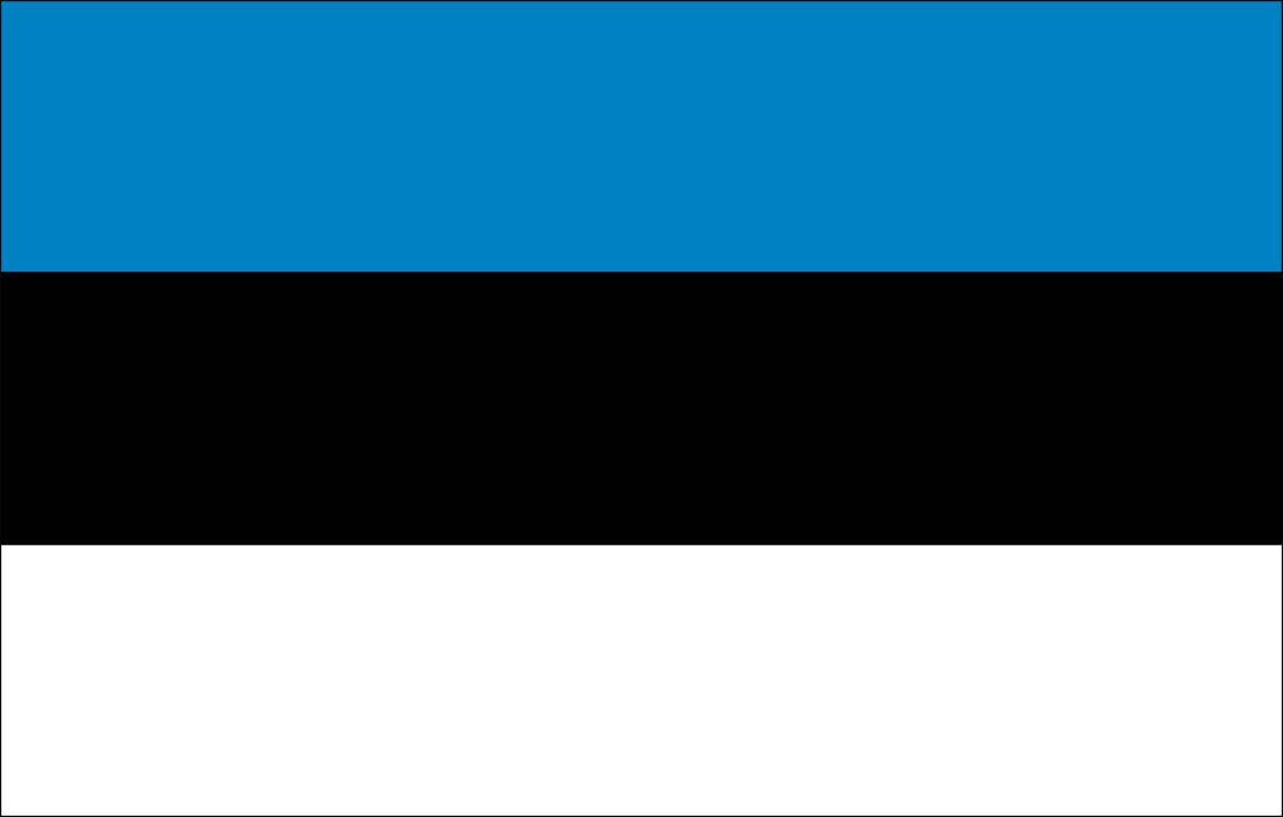HQ Flag Of Estonia Wallpapers | File 39.38Kb