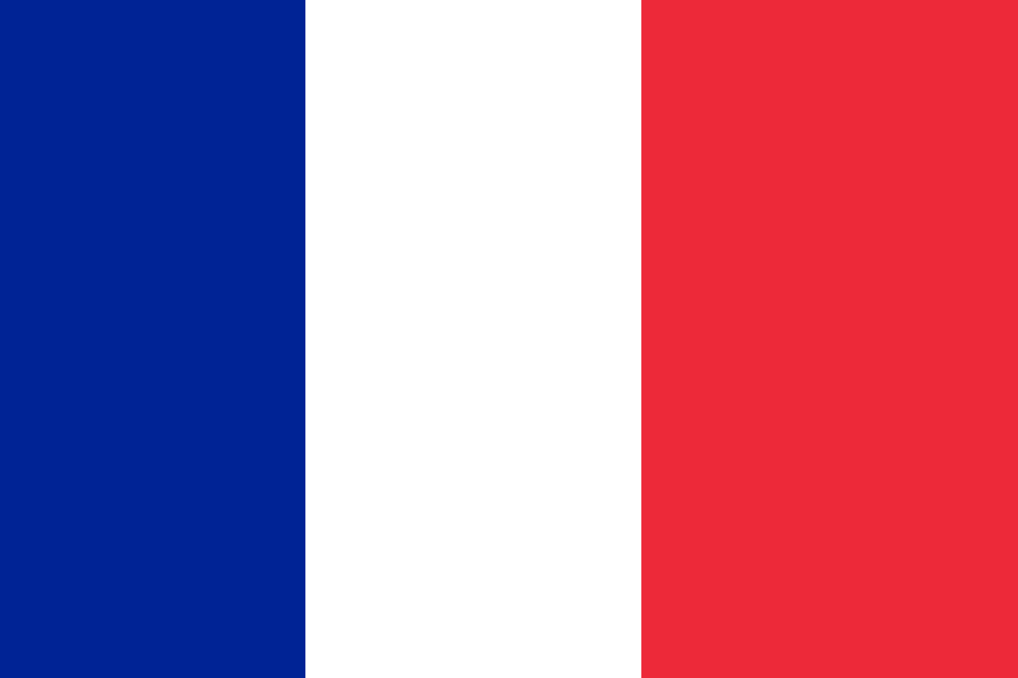 Nice wallpapers Flag Of France 2000x1333px