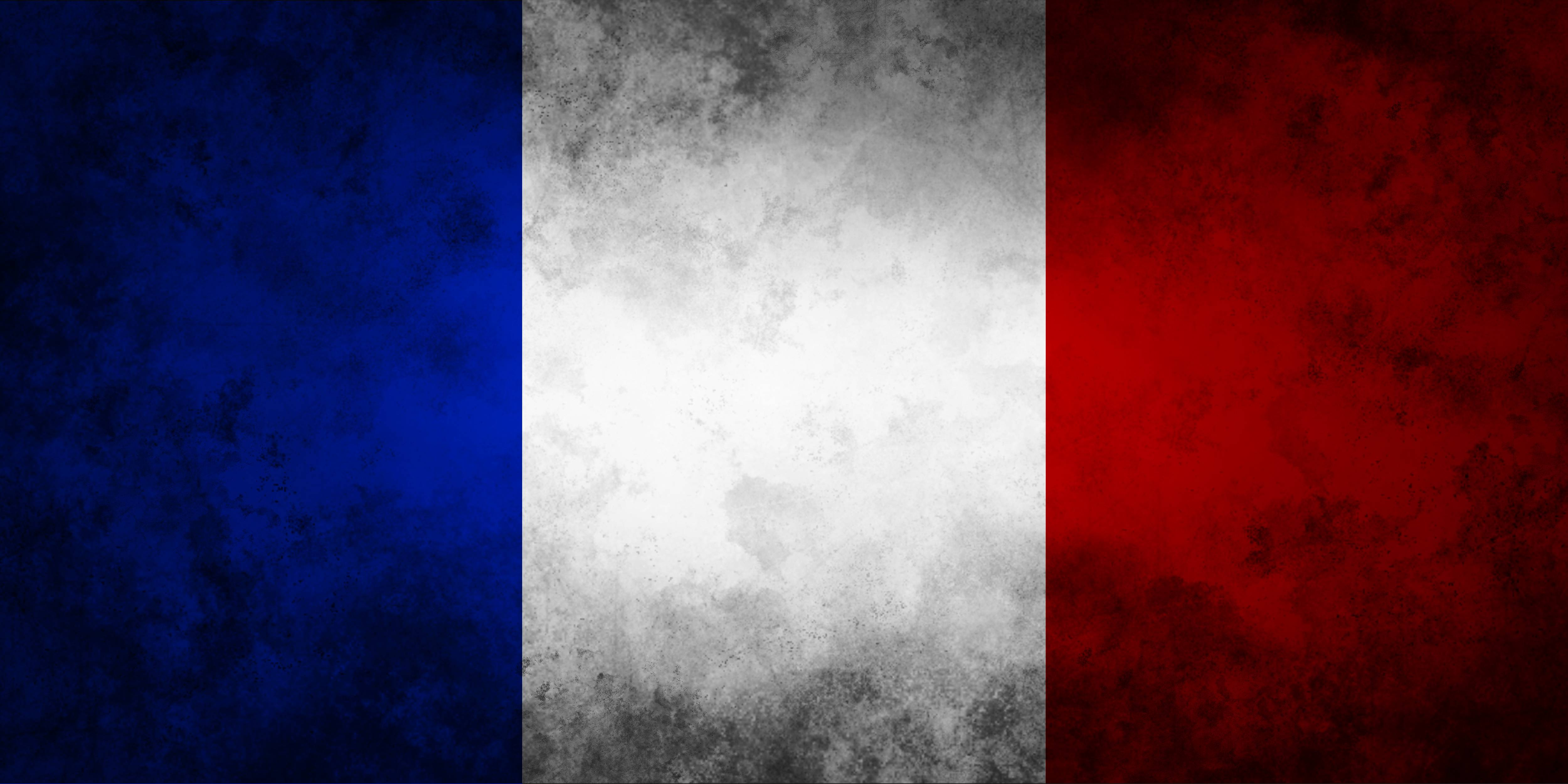 Nice Images Collection: Flag Of France Desktop Wallpapers