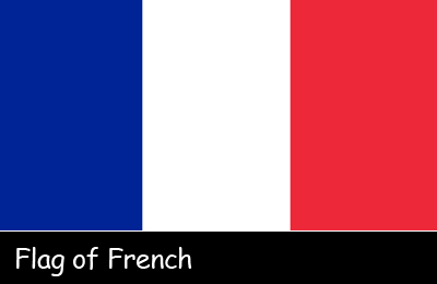 Flag Of France Backgrounds, Compatible - PC, Mobile, Gadgets| 400x260 px
